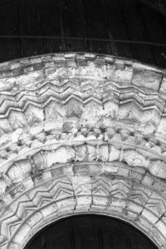 Hellington St John Baptist's Norman S door 02.03.1940