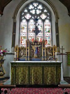Welborne All Saints church
