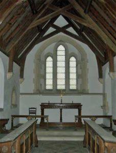 Barmer All Saints church
