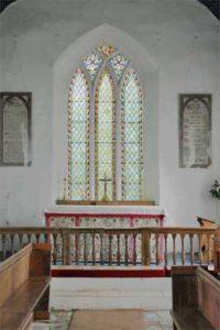 Ilketshall St Margaret church