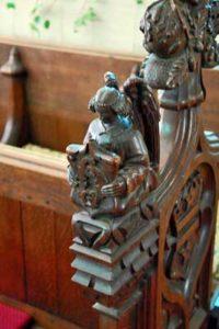 Theberton St Peter church
