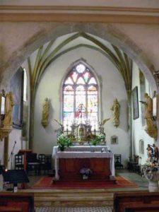 Église Xouaxange St Rémy