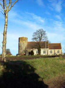 West Dereham St Andrew church