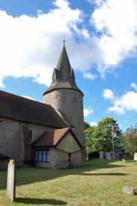 Great Leighs St Mary church
