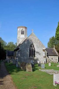 Stuston All Saints church