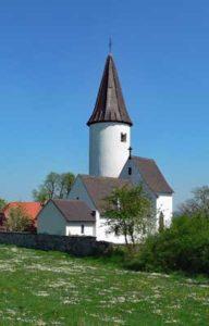 Église St Martin Berg