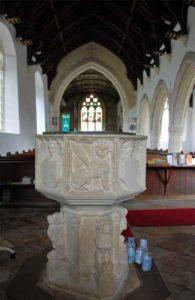Topcroft St Margaret church