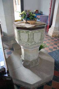 Aslacton St Michael church