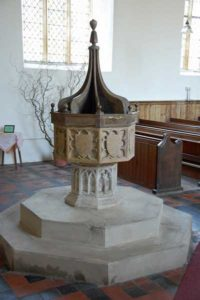 Tuttington St Peter Paul church