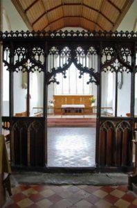 West Somerton St Mary church