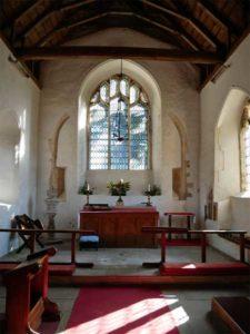 Titchwell St Mary church