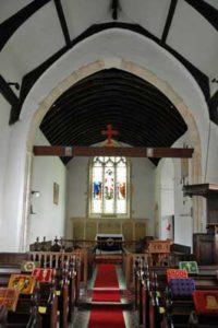 Bruisyard St Peter church
