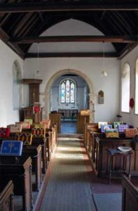 Little Bradley All Saints church