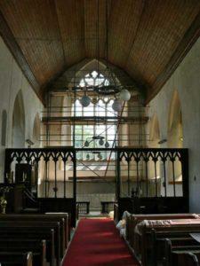 Wacton All Saints church
