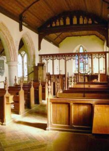 Threxton All Saints church