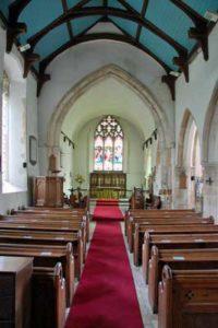 Rickinghall Inferior St Mary church