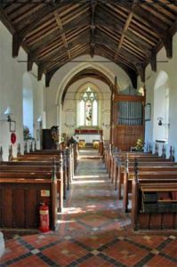 Syleham St Margaret church