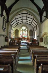Thorington St Peter church