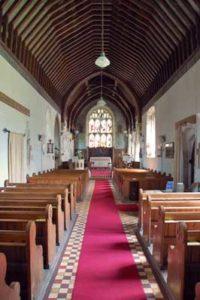 Great Shefford St Mary church