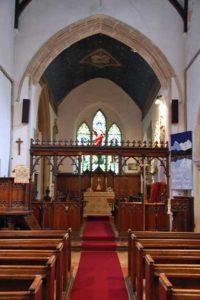 Watton St Mary church