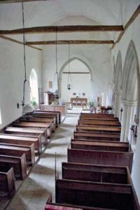 Bardfield Saling SS Peter and Paul church