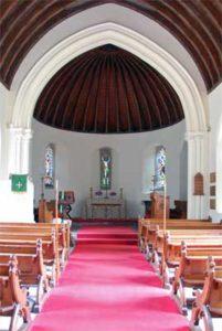 Bettws Penpont church