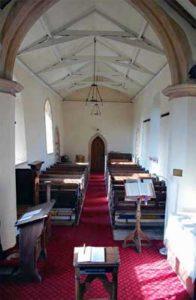 Ashmanhaugh St Swithin church