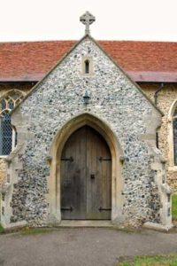 Hasketon St Andrew church