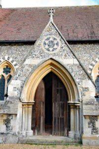 Higham St Stephen church
