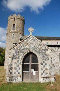 South Elmham All Saints church