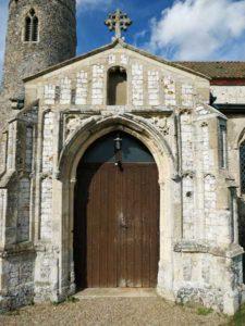 Wickmere St Andrew church