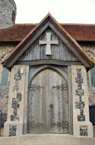 Aldham St Mary church