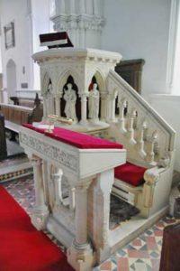 Brome St Mary church