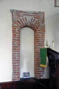 Lamarsh Holy Innocents church