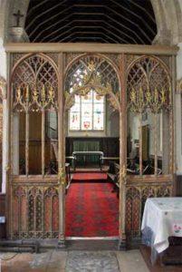 Risby St Giles church