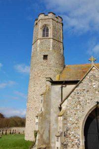 Woodton All Saints church