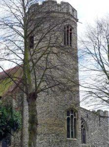 Bungay Holy Trinity church