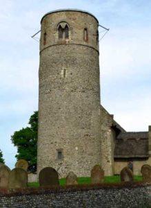Herringfleet St Margaret church