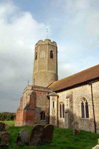 Ilketshall St Andrew church