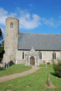 Lound St John the Baptist church