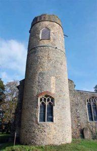 Mettingham All Saints church