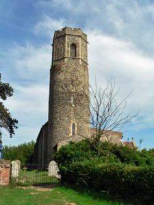 Mutford St Andrew church