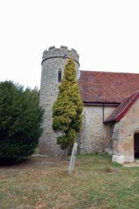 Onehouse St John the Baptist church
