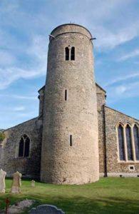 Snailwell St Peter church