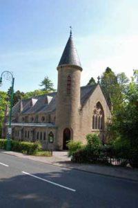 Strathpeffer St Anne church