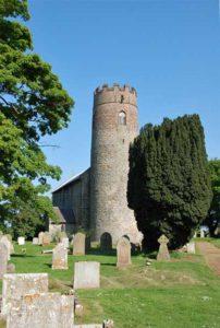 Witton St Margaret church