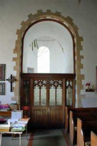 Broomfield St Mary church