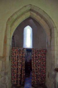 West Lexham St Nicholas church