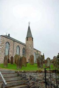 Crossmichael church