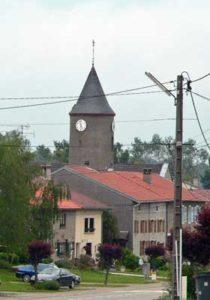 Église St Nicholas Rodalbe